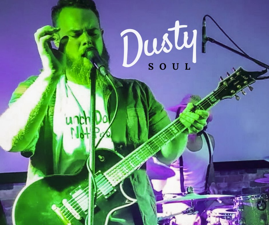 Friday Pizza Night with Dusty Soul!