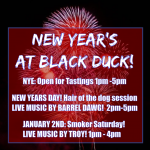 What's on for New Years?